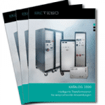 Neuer Stelltransformatoren-Katalog